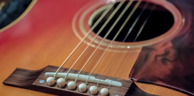 画像:ギター